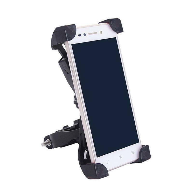Black 360 Mountain Road Bike Phone Holder Mount