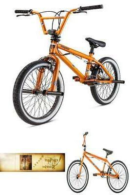 bmx kids bike 20 wheels freestyle pegs