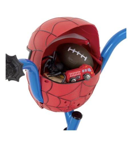 Boys Huffy Marvel Spider Bike For 3-5 yrs Best