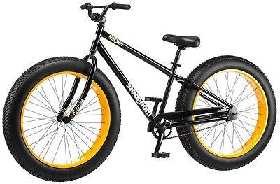 Mongoose Oversized Terrain Bicycle Black