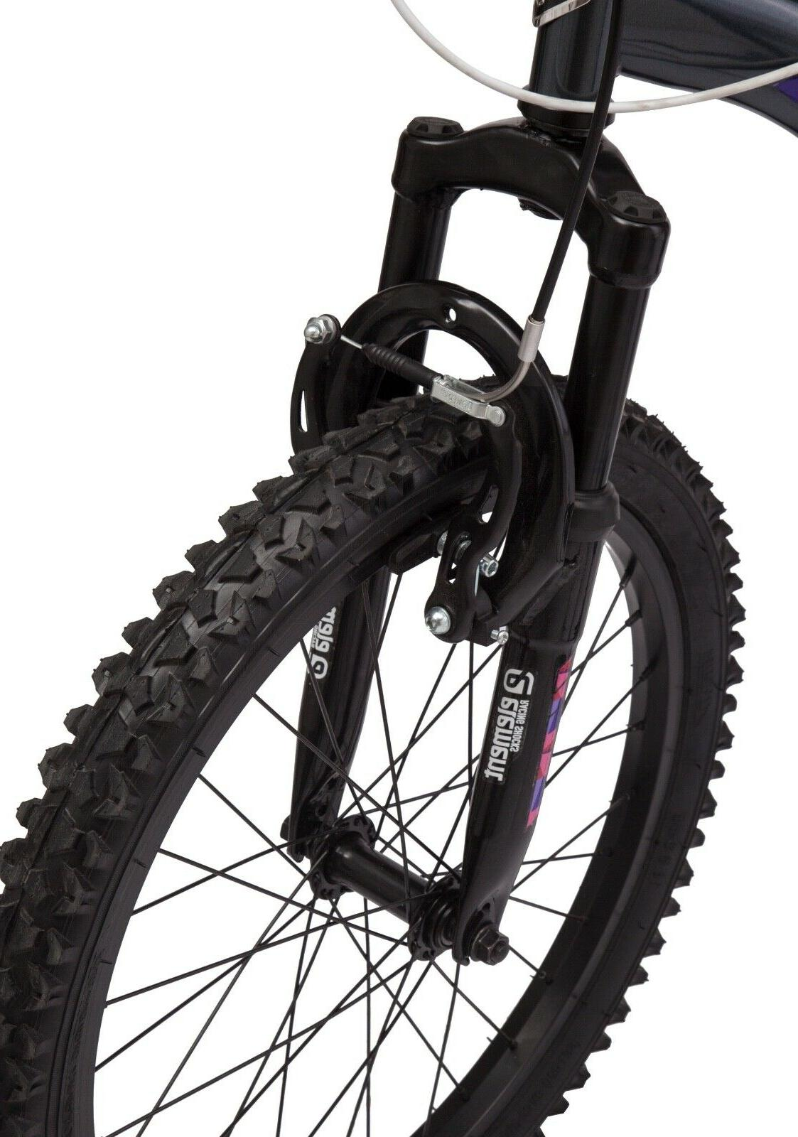 Mongoose 20-inch wheels 7 ages 6 and up