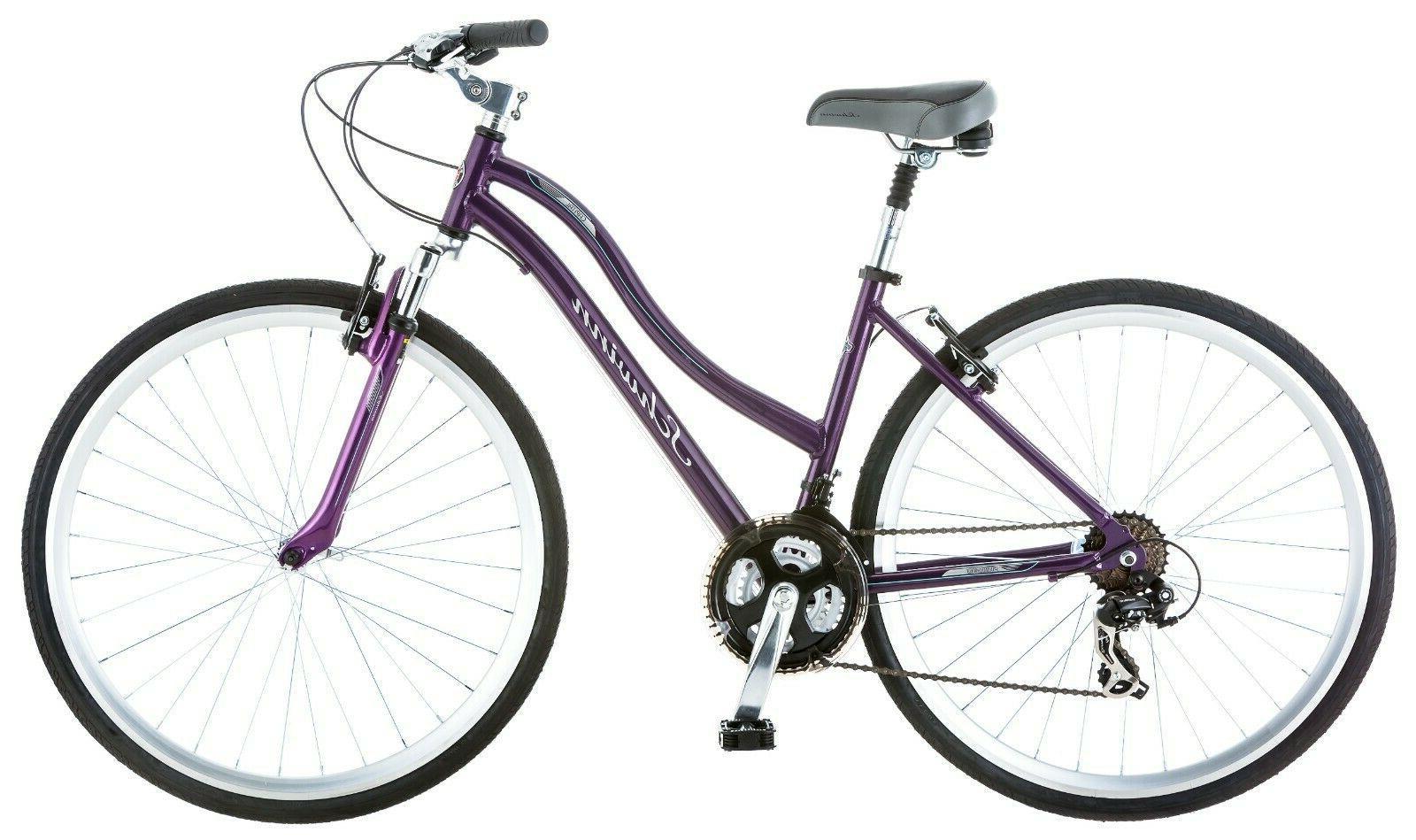 Schwinn Hybrid Bike-Purple