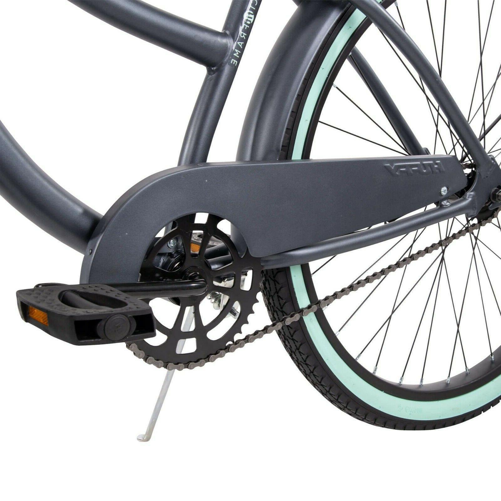 Huffy Women's Cruiser Bike - wheels