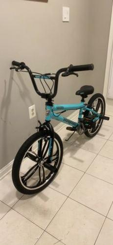 🔥🔥 Mongoose Craze Freestyle BMX Bike, 20-inch Mag whee