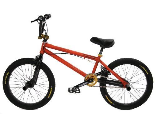 creep bmx bike