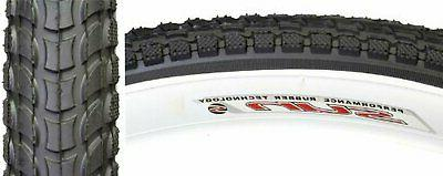 """Red//Red 26/"""" x 2.125/"""" Sunlite City CST1218 Tires"""