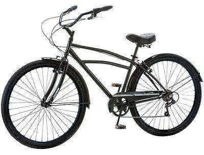 Schwinn Bike Black Comfort City Beach Ride NEW