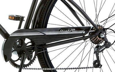 "Schwinn Bike 29"" Black Comfort Men's City NEW"