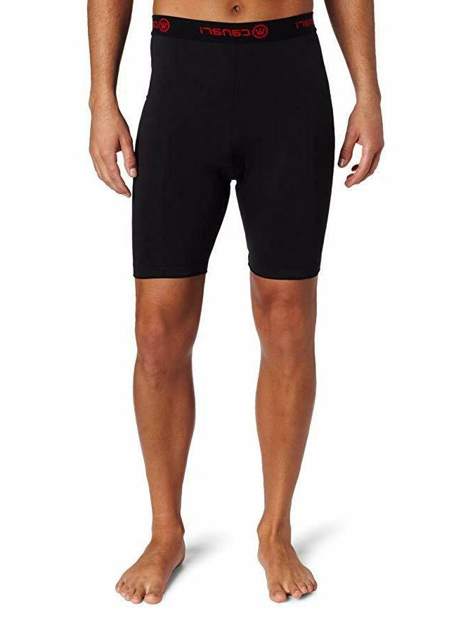 cycling gel liner short mens color black