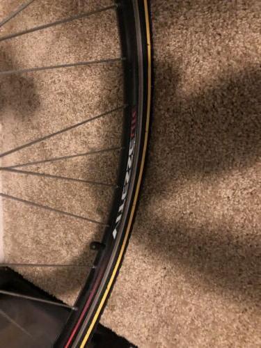 GMC Men's Road Bike Speed Frame Yellow