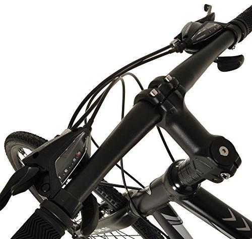 Vilano Diverse 3.0 Hybrid Road 24 Speed Shimano