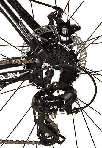 Vilano Diverse 3.0 Hybrid Road Bike Speed Brakes
