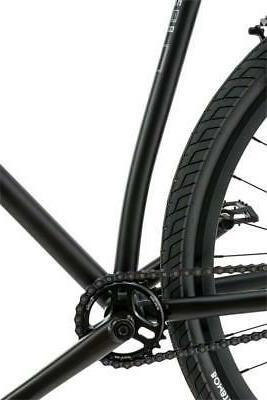 Radio Complete Urban Bike Matte Black