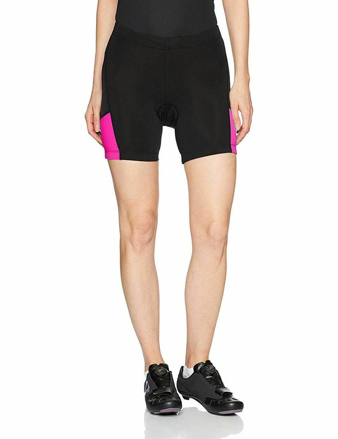 dream shorts cycling bike padded panther pink