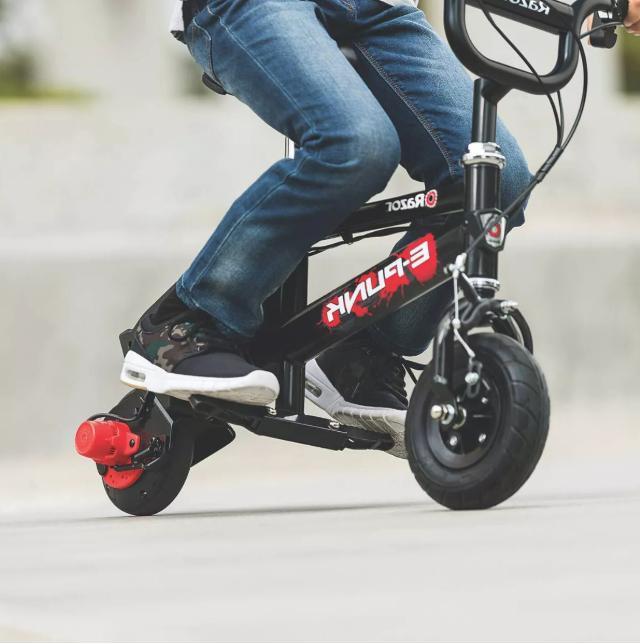 Razor Bike for 8+