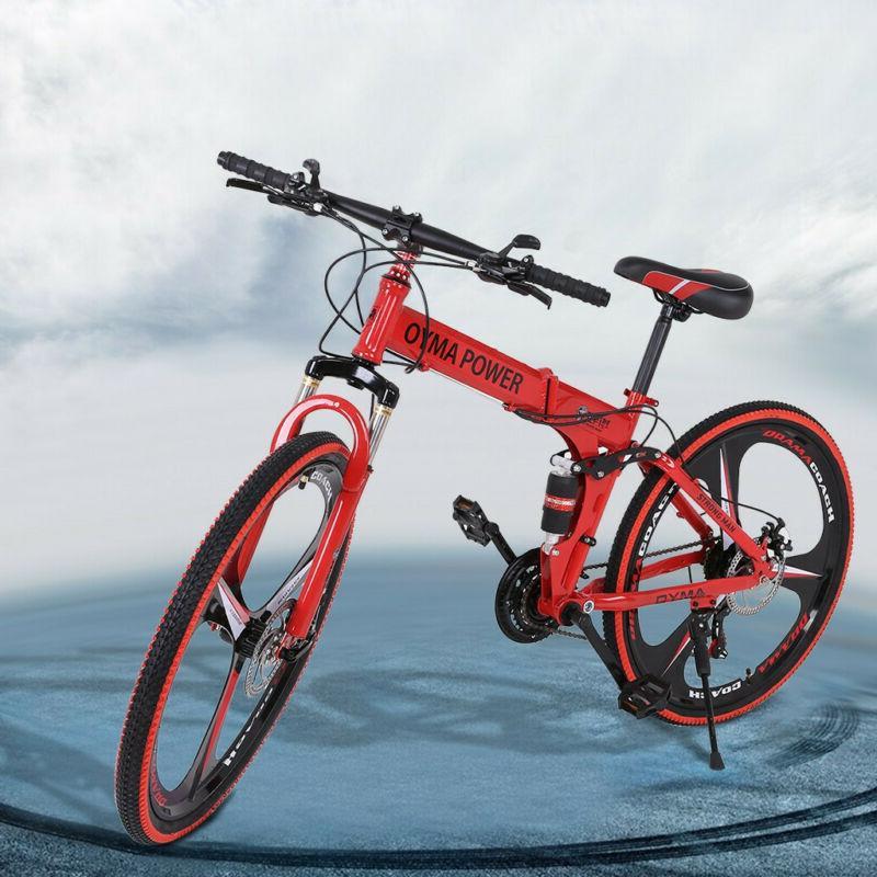 "Eurobike 26"" Folding Bike Shimano"