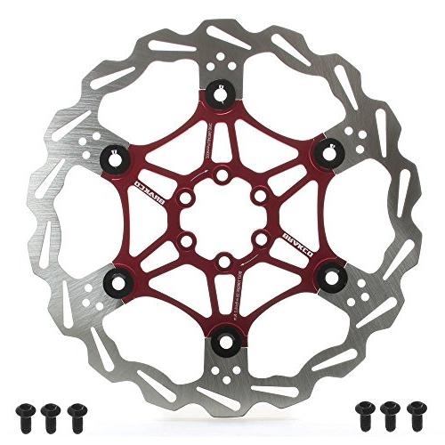 floating mountain bike disc brake