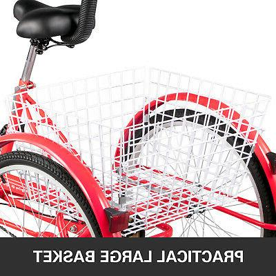 Wheels Tricycle 3 Red