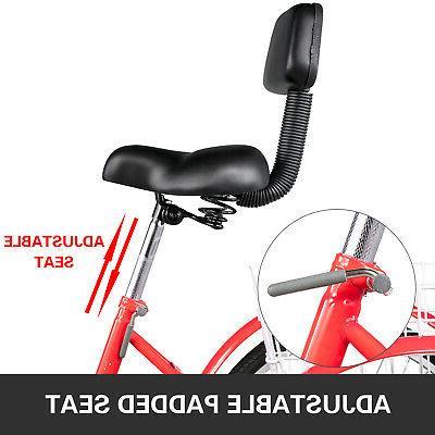 Foldable 24'' Wheels 3 Wheel Red