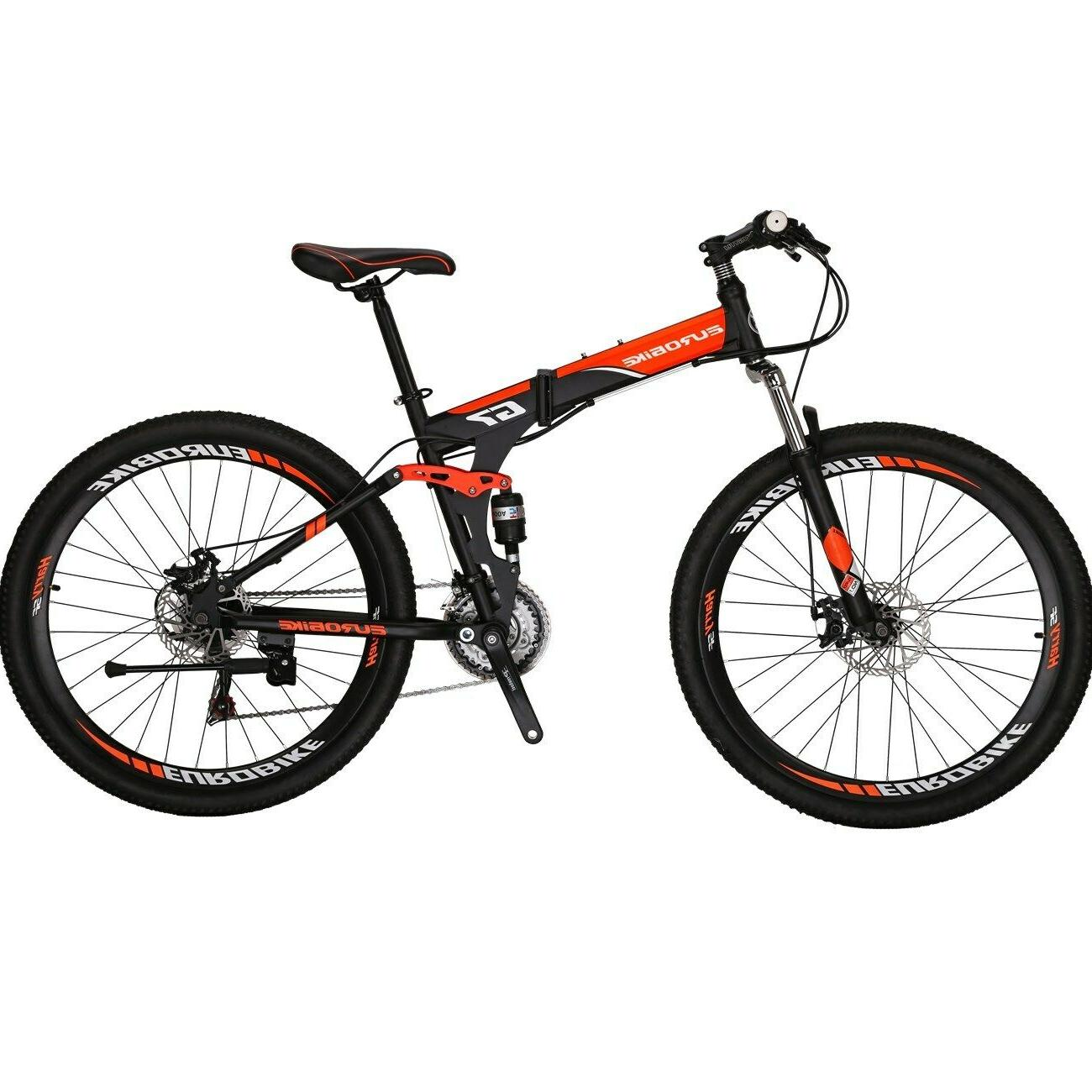 "Folding Suspension 27.5"" Speed Disc"