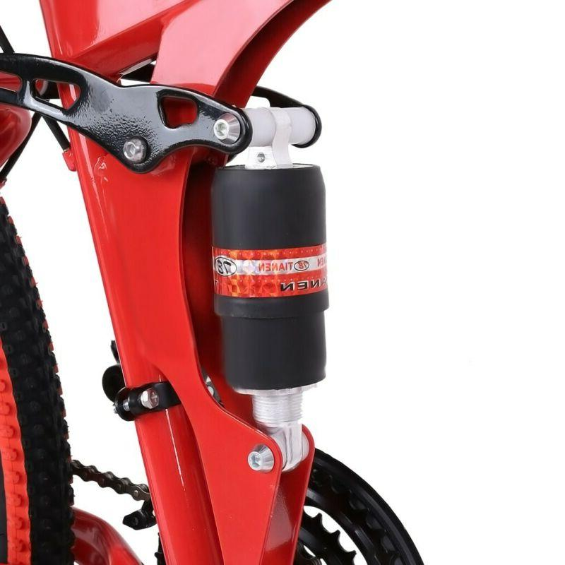 26in Shimanos 21 Full Suspension Bikes