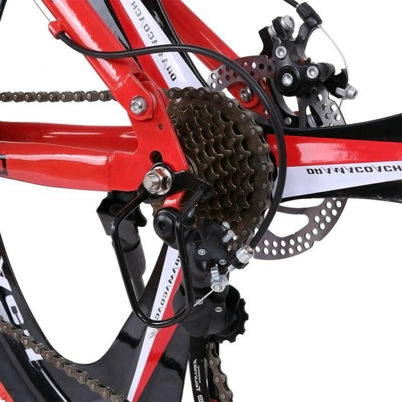Eurobike Bike Shimano 21 Full Bicycle