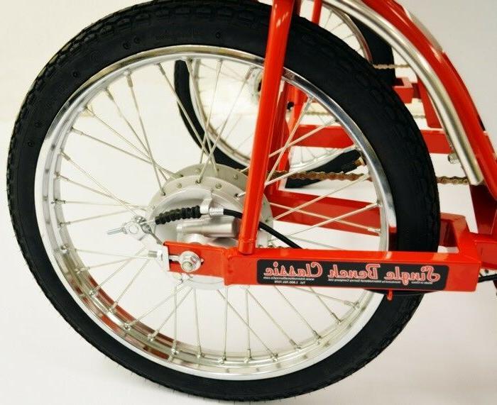 Four Bike, 2 Bicycle, Pedal Bike