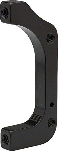 Tektro Front 203mm Post Mount Adaptor for Disc Brakes Black