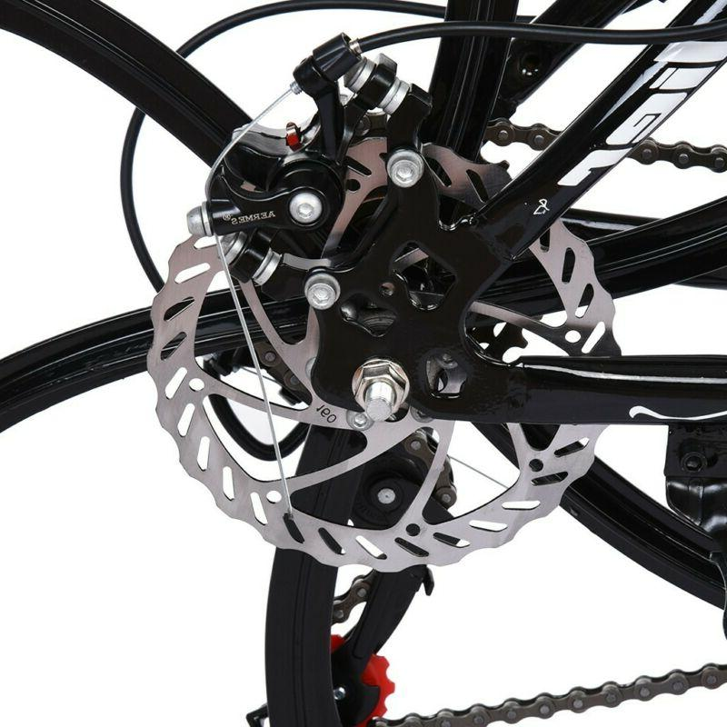 Outroad Double Disc Brake Bicycles