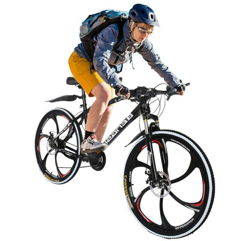 Outroad Bike Speed Double Brake Bicycles