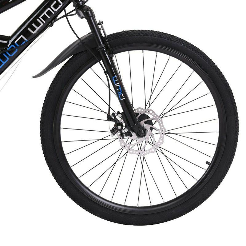 26in Shimanos Mountain Bike Bicycle Suspension MTB Foldable U