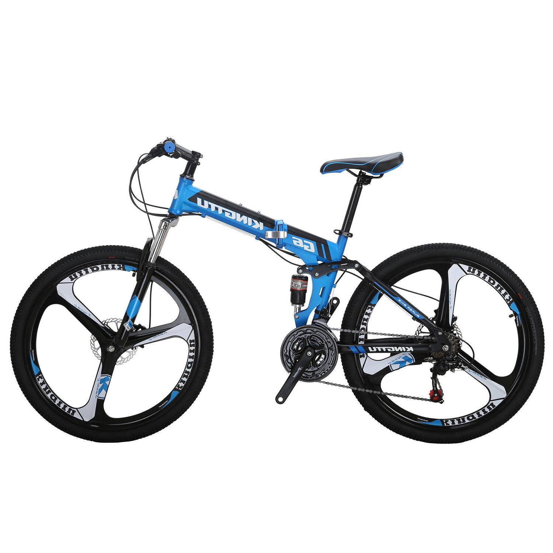 """Full suspension Mountain Bike 26"""" Bicycle Brake MTB"""