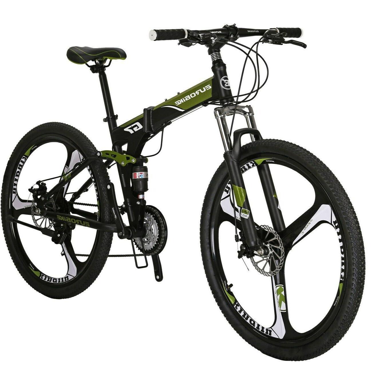 G7 Mountain 21 Speed Full Bicycle