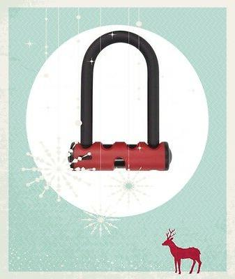 gifts for men u shackle bicycle lock