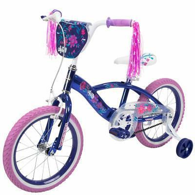 girls bike for kids 16 inch purple
