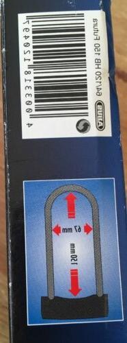 Abus Futura Bike U-lock 64/120 H180591 2009