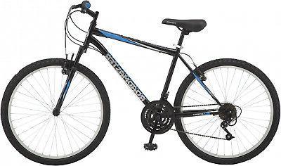 Granite Peak Mountain Adult Bike 26 Inch Wheels Black Sports
