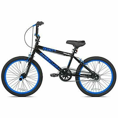 "High BMX/Freestyle 20-Inch, Blue Sports "" Outdoors"
