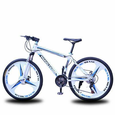 hot 26 full suspension mountain bike 21