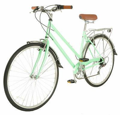 women s hybrid bike 700c retro city
