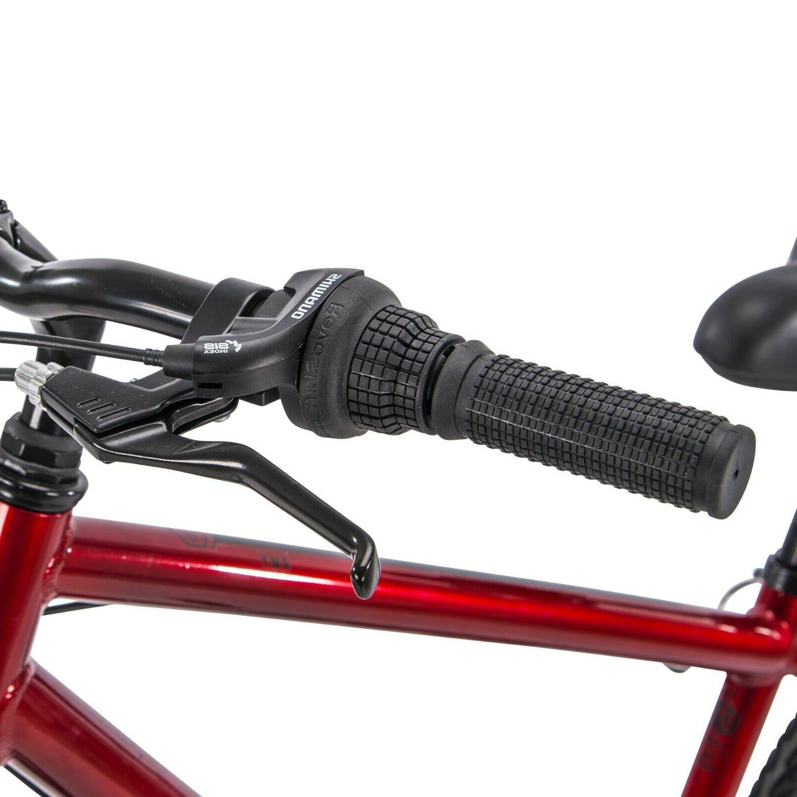Royce Union Bikes Mens Aluminum Red