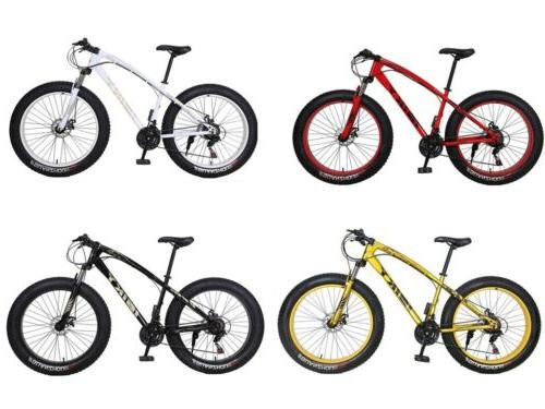 "26"" Speed Fat Mountain Bike Snow Bicycle Grass Fatbike"