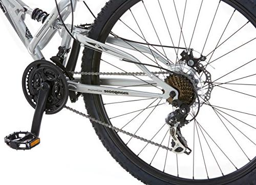 Mongoose R2780 Full Suspension