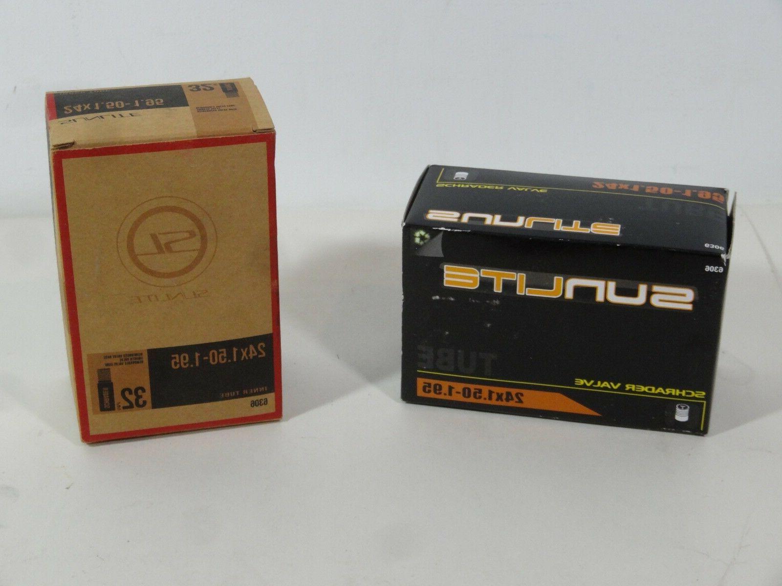 Tube SunLite 26x1.50-1.95 Schrader Valve