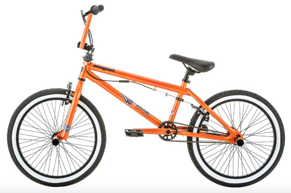 Mongoose Jam Bike Steel Freestyle Frame 4 Pegs