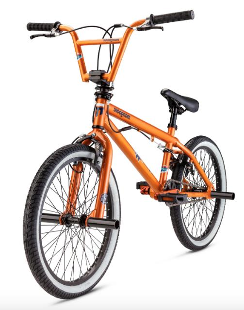 Mongoose Bike Steel Freestyle Frame 4 Pegs