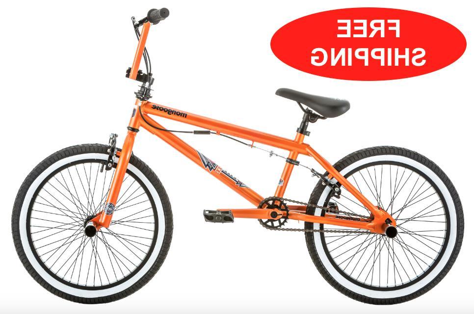 jam boy s bmx bike 20 wheels