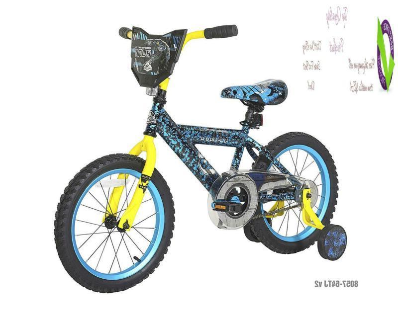 jurassic world bike 16 e