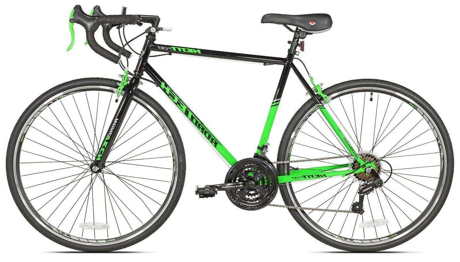 Kent 700c drivetrain Steel Bike