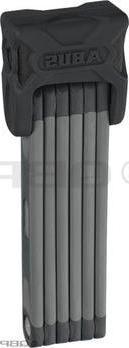 ABUS Keyed Folding Lock Bordo 6000 : Black